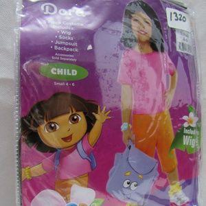 Other - Dora Costume Child 4-6